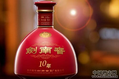剑南春系列产品全线涨价约25%