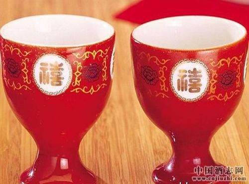 陕西地区婚礼上的酒礼习俗