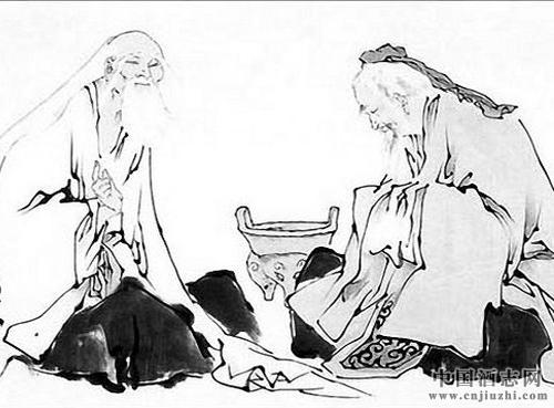 酒文化故事 孔子酒醉枣子集