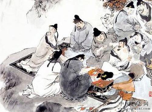 古代饮酒礼仪四部曲:拜、祭、啐、卒爵