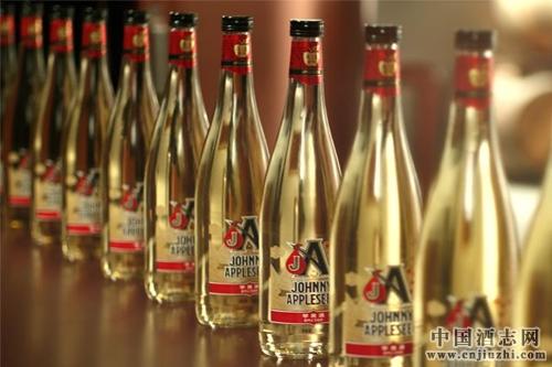 """世界啤酒巨头""""百威""""开始在中国卖""""苹果酒"""""""