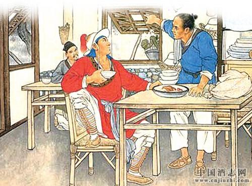中国宋朝和元代时期的两种酒政