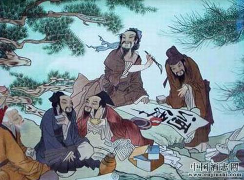 中国白酒起源说之一  始于元代