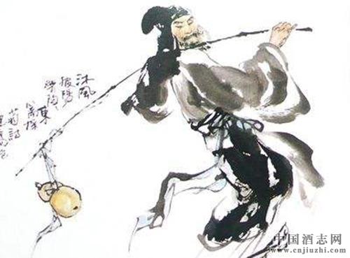 酒文化典故 杜康造酒醉刘伶的始末