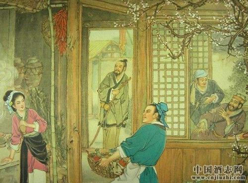 中国酒文化典故:文君当垆