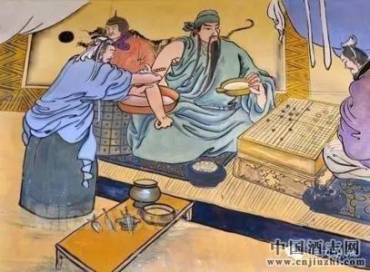 """浅谈历史-中国""""酒""""的成就"""