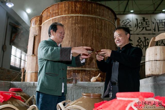 驴溪酒厂创始人王河川:愿意用尽一生发扬传统酒文化