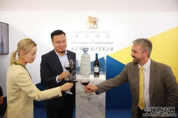 设计中国北京携手法国葡萄酒光之颂亿探寻设计灵感之泉