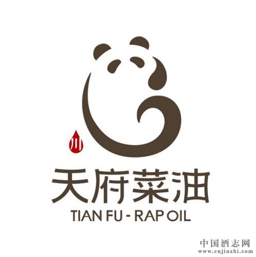 """""""天府菜油""""品牌logo"""