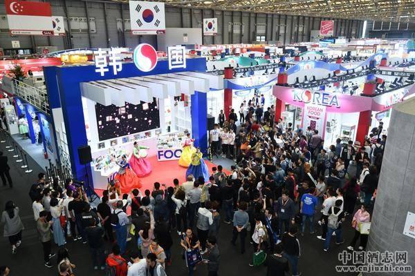 共建亚洲商业互动平台 ― 记2019中食展之韩国馆