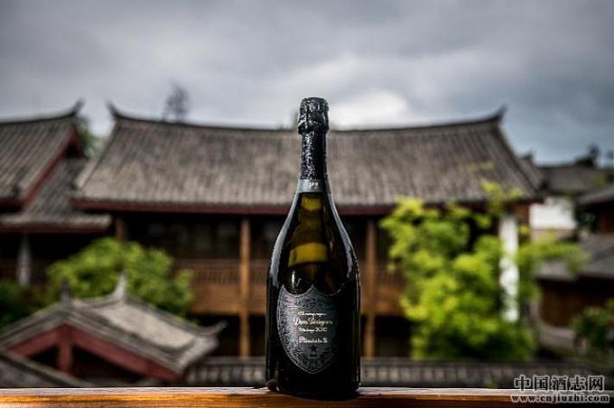 唐培里侬P 2 2002年份香槟
