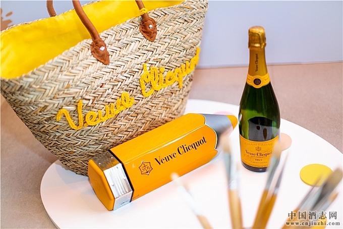 凯歌香槟Colorama幻彩画笔特别版