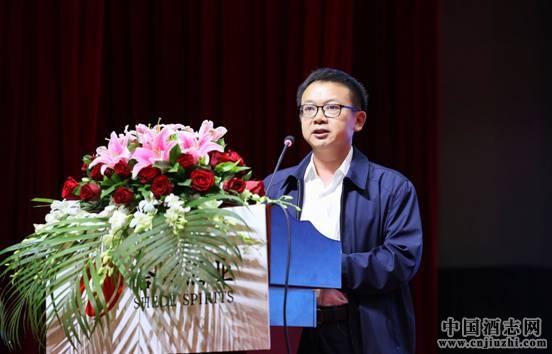 遂宁市政协副主席周通致辞