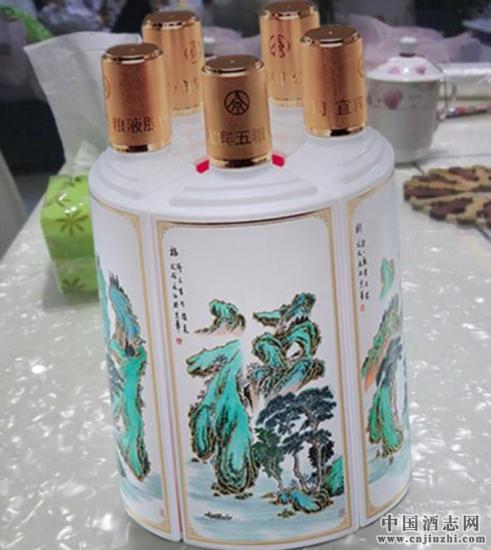 春夏秋冬五福吉运酒