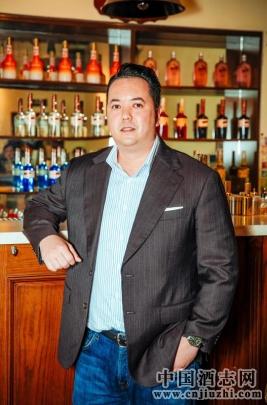 卡慕远流酒业集团首席执行官张启泉(Eric Dew)