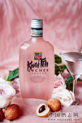 """适合中国味蕾的""""贵妃马天尼Lychee Martini """""""