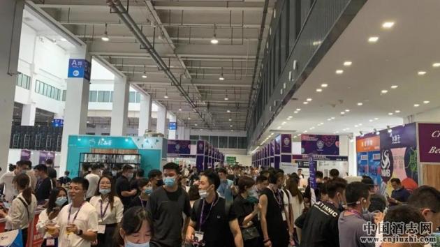 北京国际精酿啤酒展览会现场