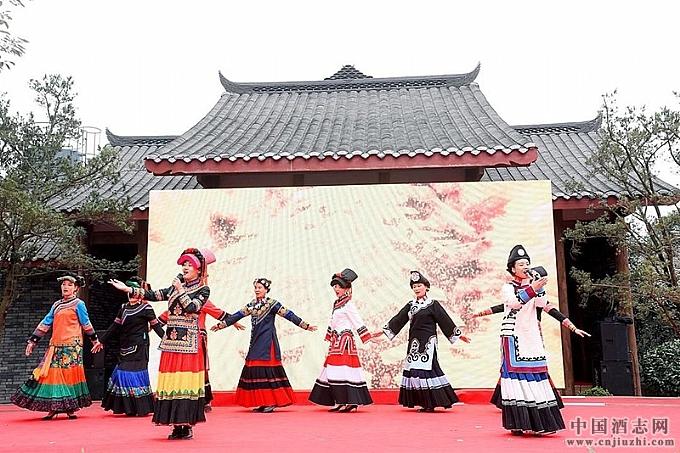 第八届金盆地种酒文化节现场