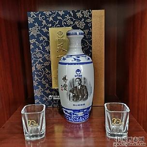 嘉兴市台湾高粱酒白金龙